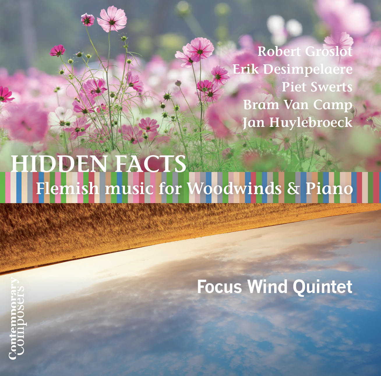 Bram Van Camp, Hidden Facts - Focus Wind Quintet